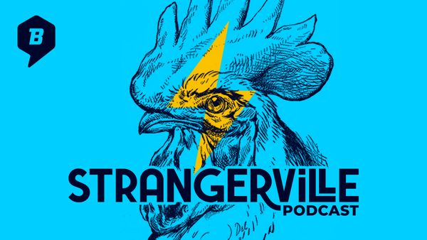 Strangerville Podcast: Grief From Six Feet Apart