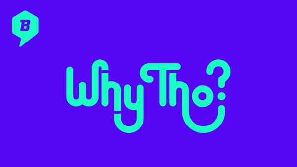 Why Tho Podcast: Stir This Bowl Of Soup While I Watch & Listen